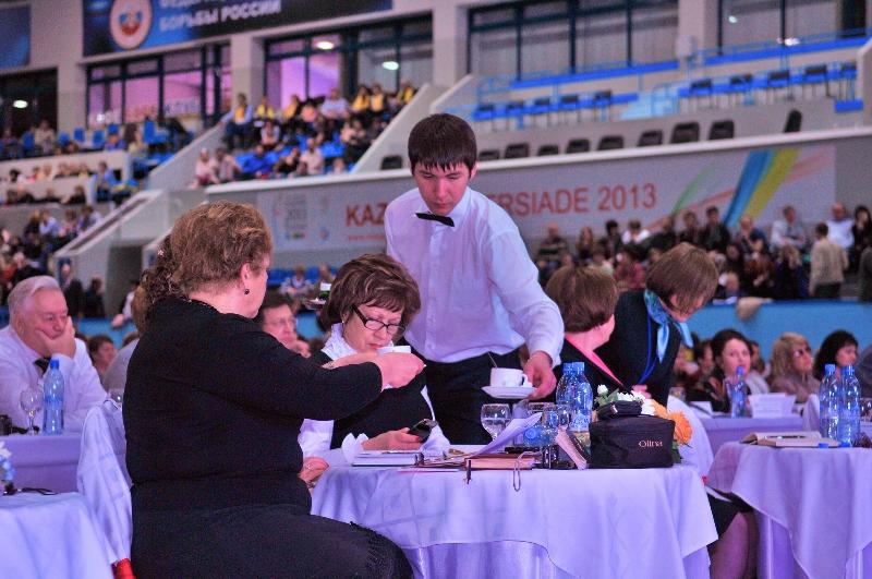 Организация Кейтеринга (фуршет, кофе-брейк, шведский стол) для съезда компании Amway