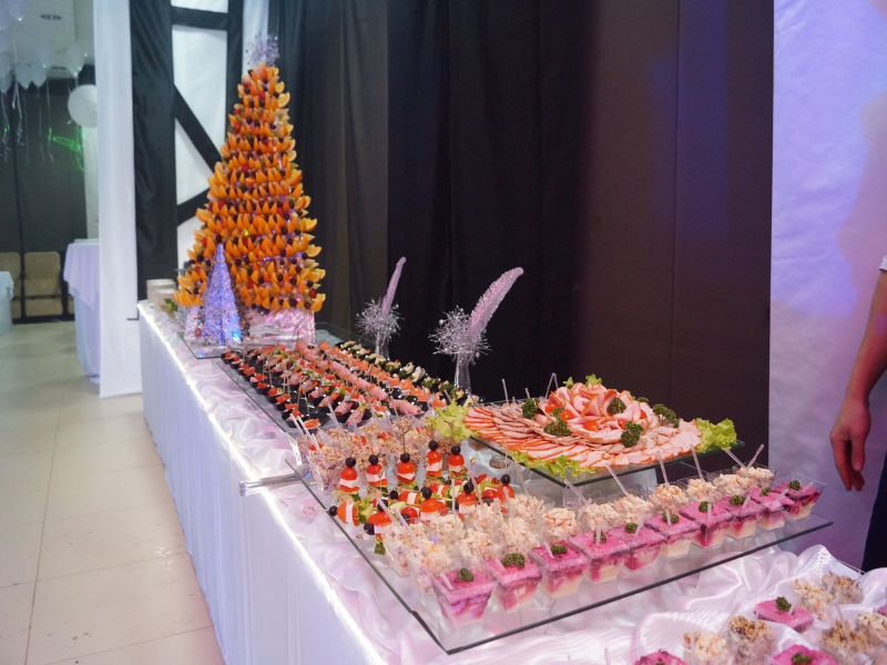 Группа компаний ЦЕНТР, Новогодний праздник, январь 2014