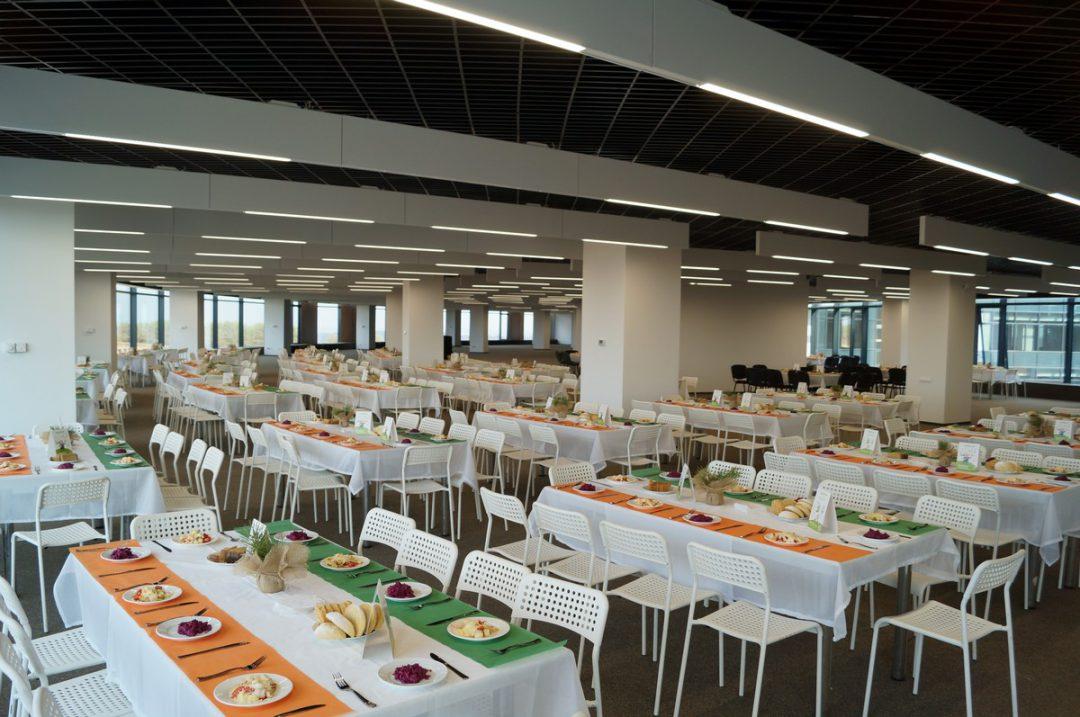 Кейтеринг для SEO Конференции 2015, Иннополис, сентябрь 2015