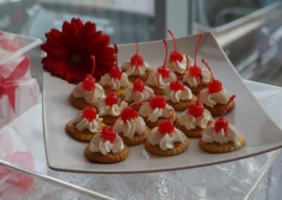 ТТС KIA, День заботы от KIA, десертный стол, октябрь 2015