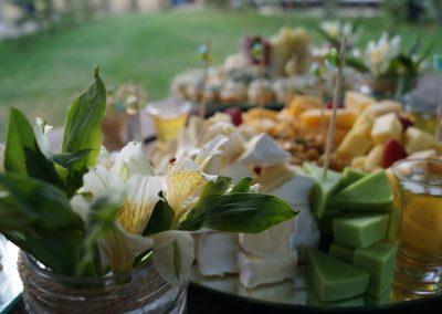 Свадебный банкет-пикник, август 2016