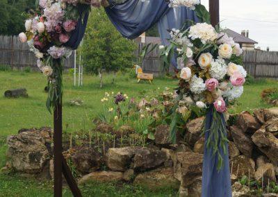 Банкет свадебный, июнь 2017