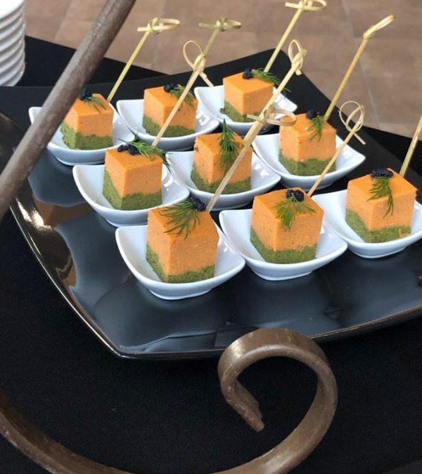 Кофе-брейк для корпоративного мероприятия в стрелковом клубе, сентябрь 2019