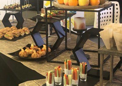 Кофе-брейк на семинаре в лофт пространстве, февраль 2020
