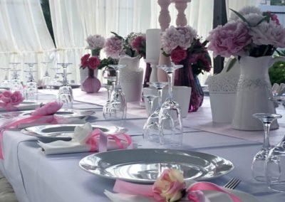 Банкет Свадебный в розовых тонах, июнь 2020
