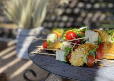 BBQ пикник в эко стиле, август 2021