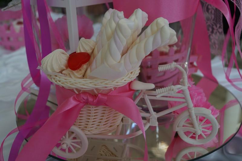 Фуршет (Сладкий стол Candy Bar) на Beauty-девичнике с Е.Крыгиной, МЕГА, апрель 2014