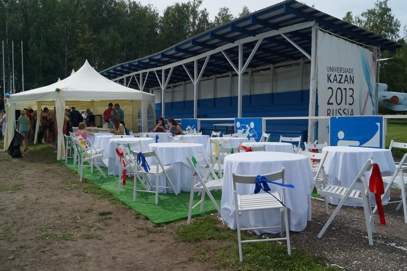 Пикник для компании ИКЕА, июль 2014