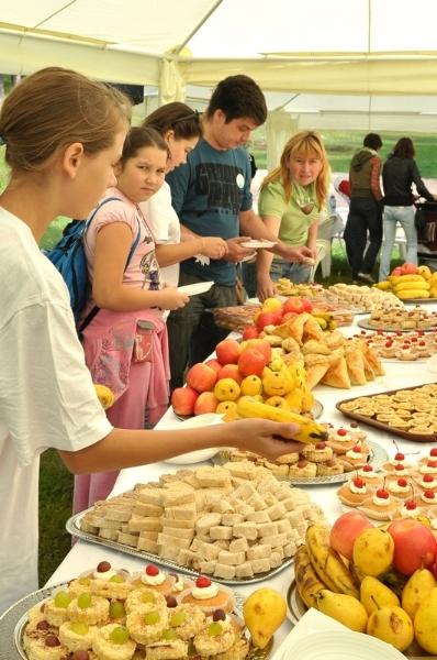 Пикник на экологическом MEGA-марафоне, август 2011
